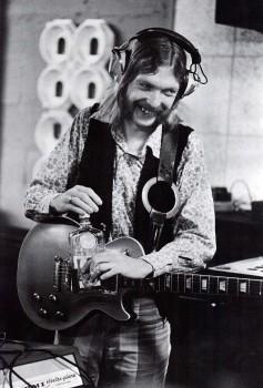 Duane Allman in 1970