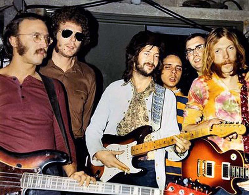 Ron and Howard Albert -- Derek & The Dominos, plus Duane Allman