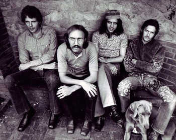 Derek & The Dominos, plus dog