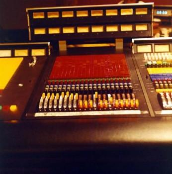 Studio B console