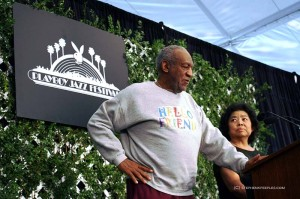 Cosby to Pass the Microphone as Playboy Jazz Emcee
