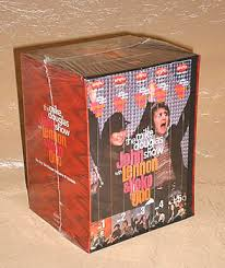 Lennons on the Mike Douglas Show VHS boxed set from 1998.