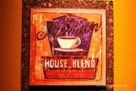 House Blend logo