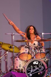 Sheila E. at 34th Playboy Jazz Festival, June 16, 2012