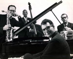 Dave Brubeck's classic quartet in 1959