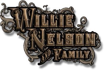 Willie Nelson & Family logo