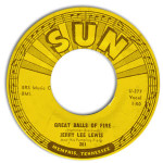 "Jerry Lee Lewis' ""Great Balls of Fire"""