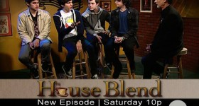 The Narwhals on SCVTV's 'House Blend' with Stephen K. Peeples screenshot
