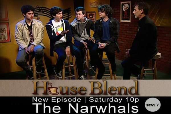 The Narwhals, formerly The Feaver, Rock 'House Blend' on SCVTV