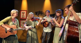 All Strings Attached - The Shemanski Family Bluegrass Band