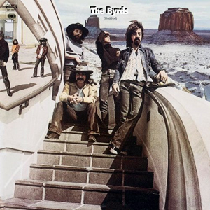 The Byrds Untitled - album cover (1970)