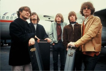The Byrds, 1965: Don't ride the Lear Jet, baby...