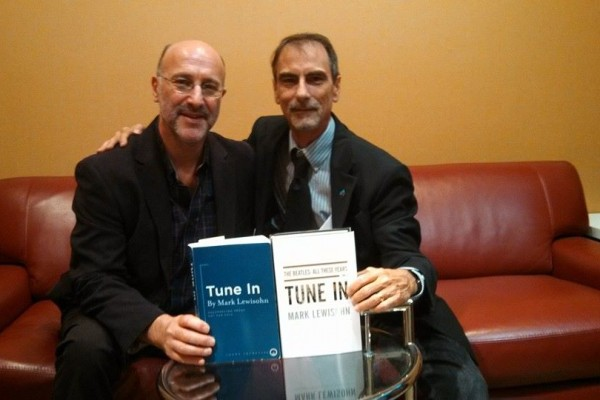 UPDATED: Lewisohn Beatles Bio 'Tune In' Paperback Now Due Sept. 3