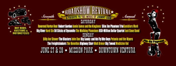 Johnny Cash Roadshow Revival, Ventura, 2014-2015