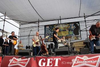 Los Lobos at Johnny Cash Roadshow Revival 2014 in Ventura
