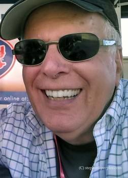 Robert Hilburn at Johnny Cash Roadshow Revival 2014 in Ventura