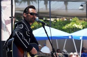 James Intveld at Johnny Cash Roadshow Revival 2014
