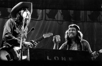 Doug Sahm & Willie Nelson