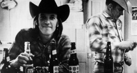 Texas icons Doug Sahm, Big Red & Lone Star