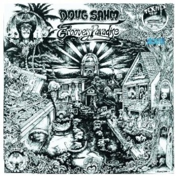 Doug Sahm and Band 'Groover's Paradise' LP