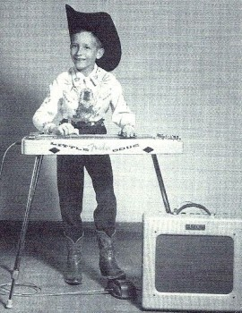 Little Doug Sahm, late 1940s