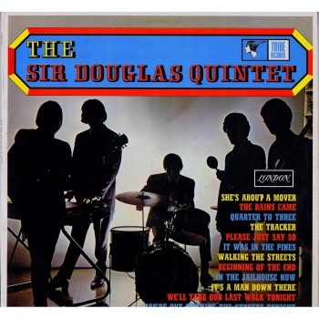 Sir Douglas Quintet first album, 1965