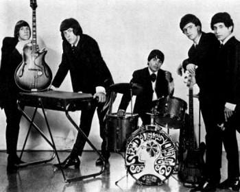 Sir Douglas Quintet PR photo