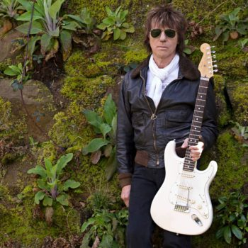 Jeff Beck 2016 promo photo