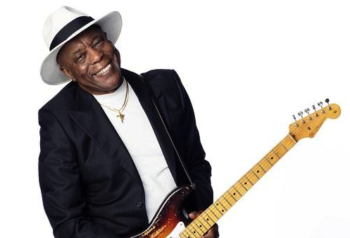 Buddy Guy 2016 promo photo, courtesy BuddyGuy.net.