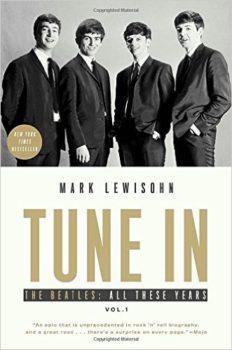 Mark Lewisohn Tune in paperback