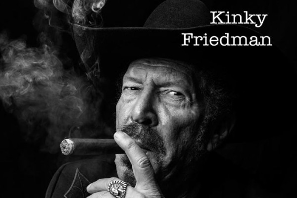 Is Kinky Friedman 'The Loneliest Man I Ever Met'?