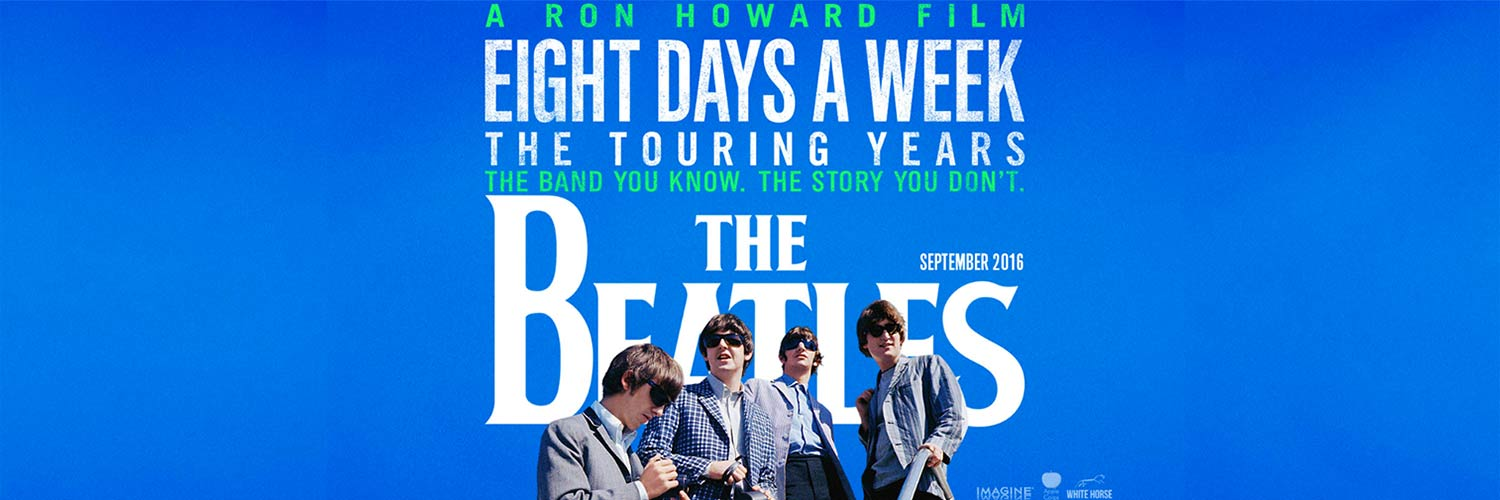 Beatles Eight Days A Week The Touring Years slider
