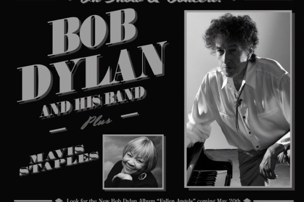 UPDATED: Bob Dylan 'Fallen Angels' Tracks from Same Sessions as 'Shadows in the Night'