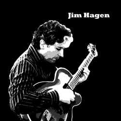 Jim Hagen 2013 album cover. Photo: Stephen K. Peeples.