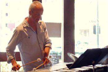 Rod Bennett, vibraphonist