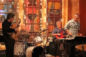 Jim Hagen, Chuck Standish, Rusty Amodeo, Rod Bennett, All Corked Up, December 2012.