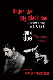 John Doe Under the Big Black Sun book cover