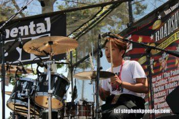 Inazuma at Roadshow Revival 2016 photo by Stephen K. Peeples