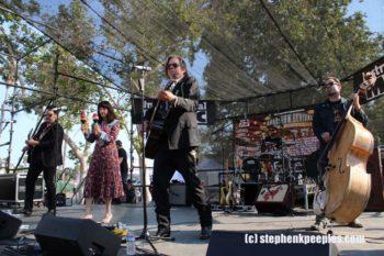 John Doe Band at Roadshow Revival 2016. Photo by Stephen K. Peeples.