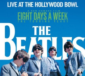 Beatles Hollywood Bowl 2016 cover