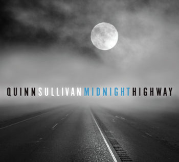 Buddy Guy protege Quinn Sullivan Midnight Highway album cover