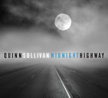 Buddy Guy protege Quinn Sullivan Midnight Highway album cover