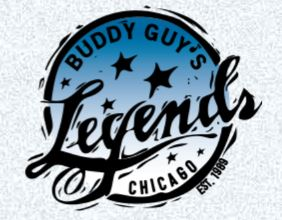 Buddy Guy Legends logo