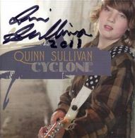Buddy Guy protege Quinn Sullivan Cyclone album 2011