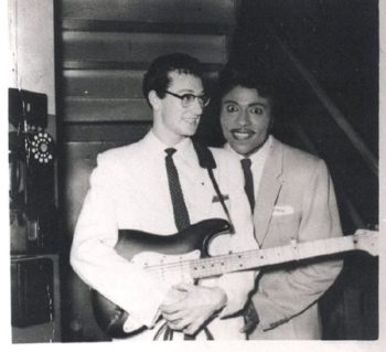 Tommy Allsup buddy-holly-little-richard