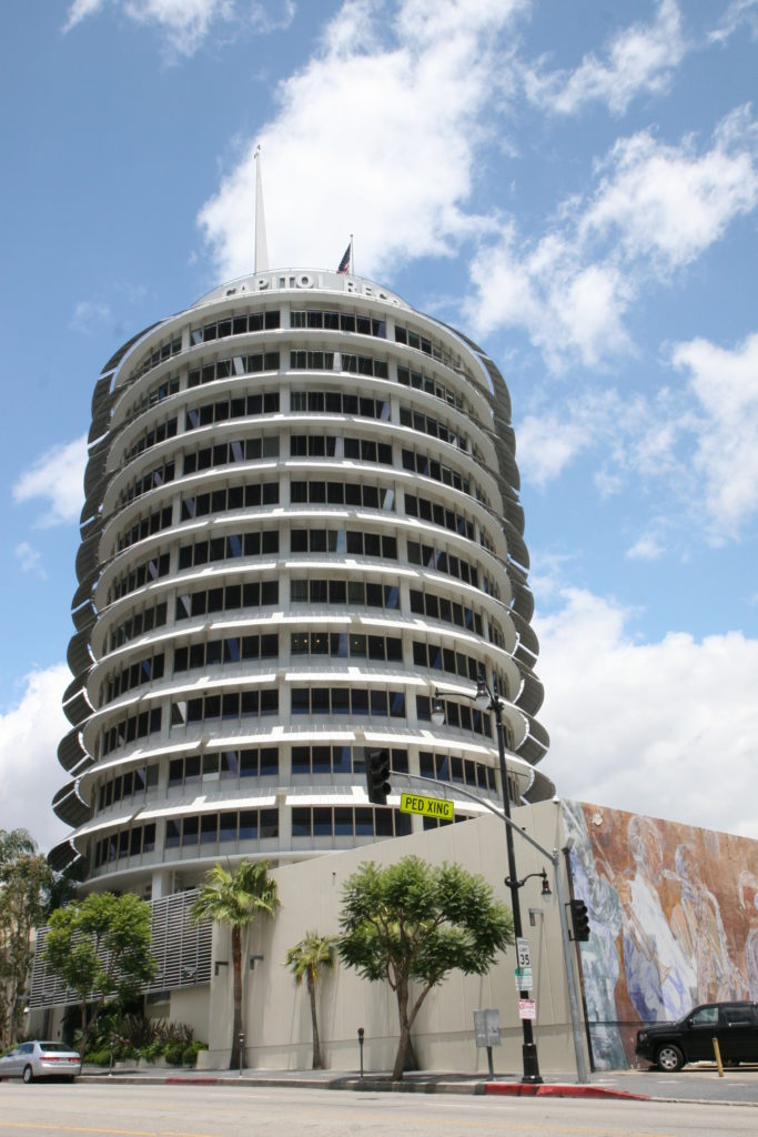 klaatu interview capitol records tower