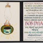 Bob Dylan Nobel Speech 12-10-16