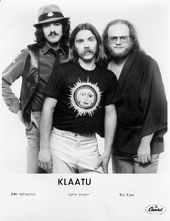 klaatu interview capitol promo photo
