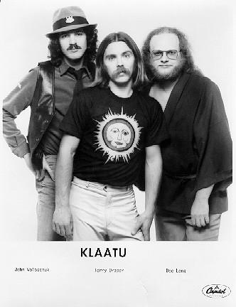 klaatu interview capitol promo photo