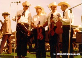 Tommy Allsup Bob Wills Day
